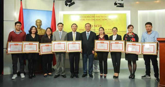 """Thứ trưởng Lê Khánh Hải: """"Trung tâm Công nghệ thông tin đã dần khẳng định được thương hiệu"""" - Ảnh 3."""