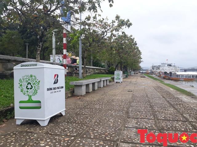 Thừa Thiên – Huế: Tiếp nhận thùng rác thông minh phục vụ người dân, cũng như khách du lịch - Ảnh 2.