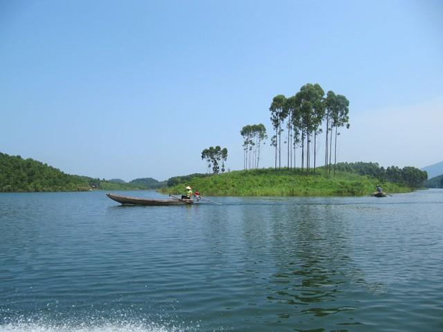 Thủ tướng phê duyệt Quy hoạch Khu du lịch quốc gia Hồ Thác Bà - Ảnh 1.