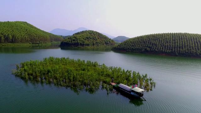 Thủ tướng phê duyệt Quy hoạch Khu du lịch quốc gia Hồ Thác Bà - Ảnh 3.
