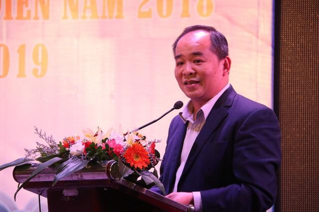 Thứ trưởng Lê Khánh Hải dự tổng kết công tác Nghệ thuật biểu diễn năm 2018 - Ảnh 1.