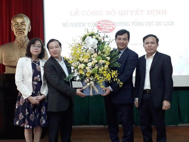 Ông Nguyễn Trùng Khánh được bổ nhiệm giữ chức Tổng cục trưởng Tổng cục Du lịch - Ảnh 2.
