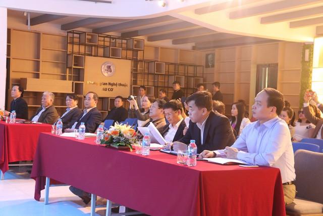 Thứ trưởng Lê Khánh Hải dự tổng kết công tác Nghệ thuật biểu diễn năm 2018 - Ảnh 3.