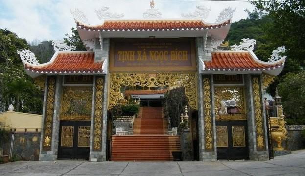 Thỏa thuận Báo cáo kinh tế - kỹ thuật sửa chữa và mở rộng Tịnh xá Ngọc Bích, tỉnh Bà Rịa - Vũng Tàu - Ảnh 1.