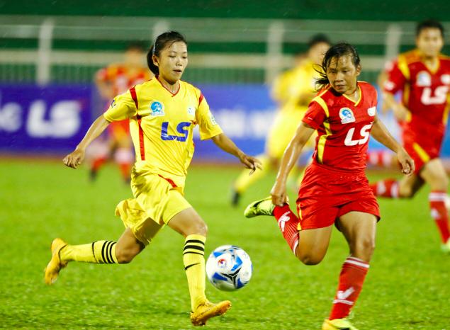 Điều chỉnh thể thức Giải bóng đá nữ vô địch quốc gia năm 2019 - Ảnh 1.