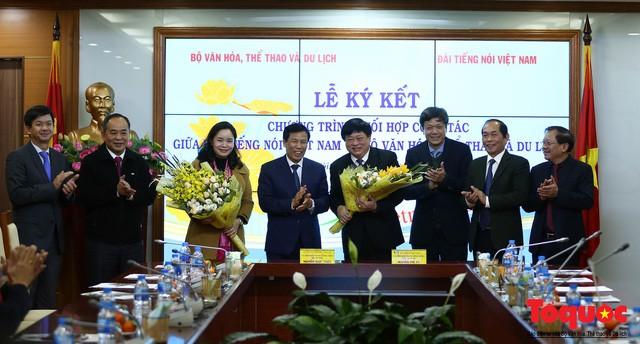 Lễ phát sóng chính thức Kênh truyền hình Văn hoá - Du lịch (Vietnam Journey) - Ảnh 11.