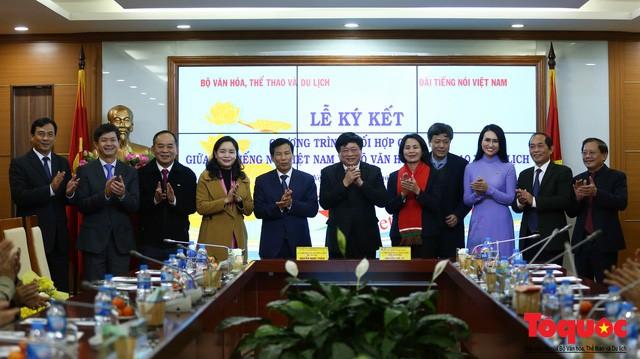 Lễ phát sóng chính thức Kênh truyền hình Văn hoá - Du lịch (Vietnam Journey) - Ảnh 12.