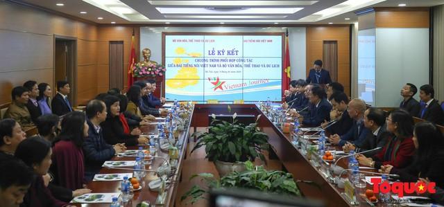 Lễ phát sóng chính thức Kênh truyền hình Văn hoá - Du lịch (Vietnam Journey) - Ảnh 5.
