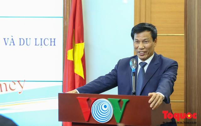 Lễ phát sóng chính thức Kênh truyền hình Văn hoá - Du lịch (Vietnam Journey) - Ảnh 6.