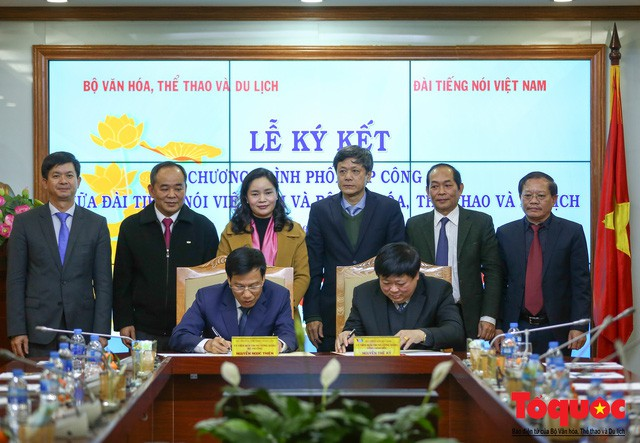 Lễ phát sóng chính thức Kênh truyền hình Văn hoá - Du lịch (Vietnam Journey) - Ảnh 8.