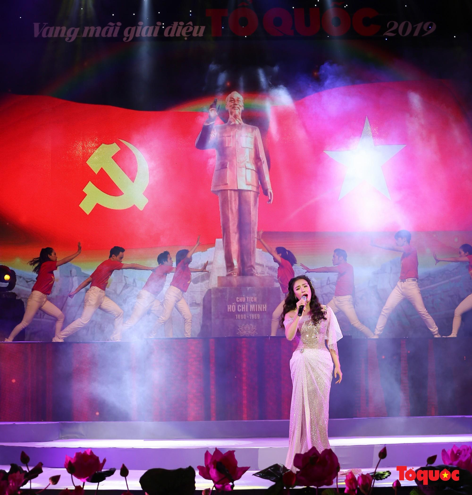 Vang mãi giai điệu Tổ Quốc 2019