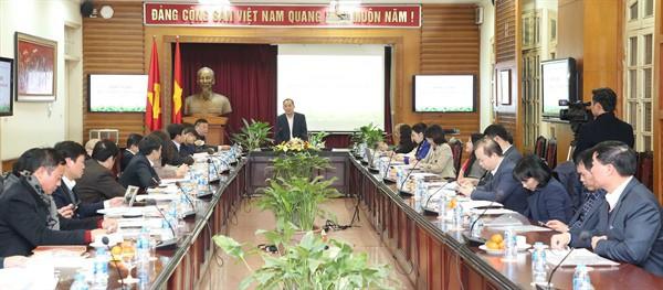 Hội nghị lần thứ 15 Ban chấp hành Đảng bộ Bộ VHTTDL - Ảnh 1.