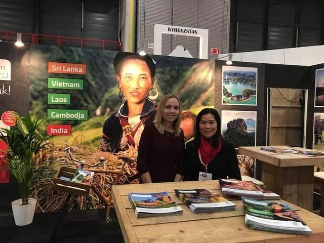 Du lịch Việt Nam thu hút sự quan tâm tại Hội chợ du lịch quốc tế 2019 tại Hà Lan - Ảnh 1.