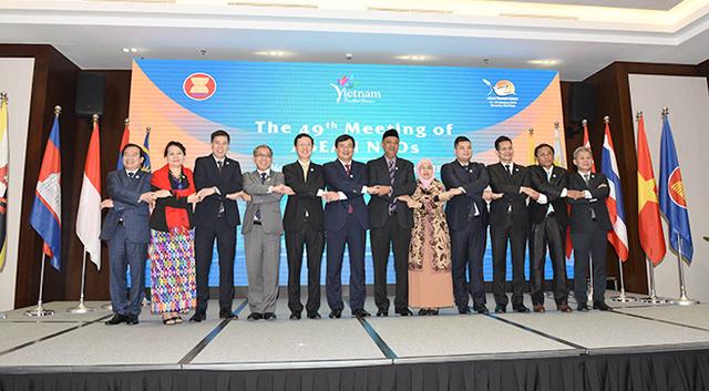 Phiên họp đầu tiên trong khuôn khổ Diễn đàn Du lịch ASEAN (ATF) 2019 - Ảnh 1.