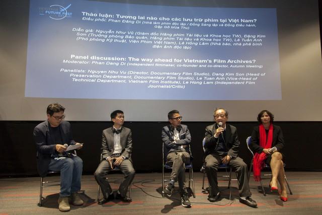 """Hội thảo """"Phim như một di sản văn hóa"""" - Ảnh 2."""