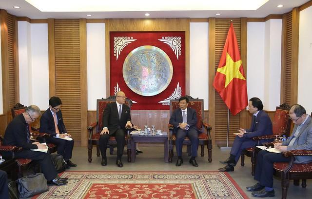 Thúc đẩy hơn nữa mối quan hệ hợp tác trong lĩnh vực VHTTDL giữa Việt Nam - Nhật Bản - Ảnh 2.