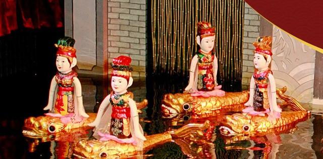 Giới thiệu nghệ thuật rối Việt Nam tới công chúng Ấn Độ - Ảnh 1.