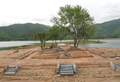 Cấp phép khai quật khảo cổ tại di tích Mục Lăng - Ảnh 1.