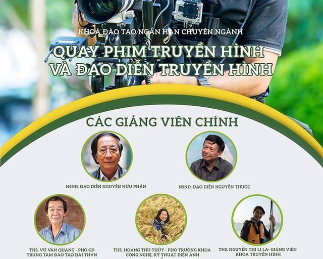 Điều kiện dự thi một số ngành đặc thù của ĐH Sân khấu Điện ảnh Hà Nội năm 2019 - Ảnh 2.