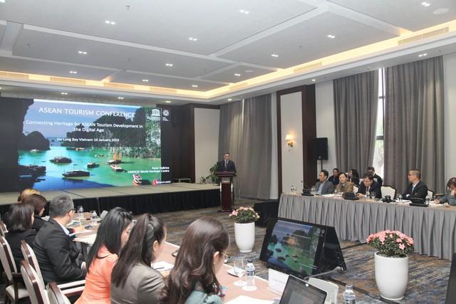 """Khai mạc Hội nghị """"Kết nối di sản phát triển du lịch ASEAN trong thời đại số"""" - Ảnh 3."""
