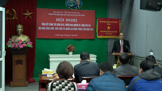 Trung tâm Điện ảnh Thể thao và Du lịch Việt Nam tổng kết nhiệm vụ năm 2018 - Ảnh 1.