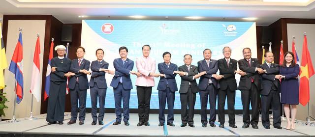 Khai mạc Hội nghị Bộ trưởng Du lịch ASEAN lần thứ 22 - Ảnh 1.