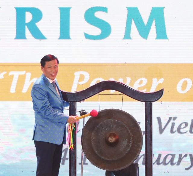 """Khai mạc Diễn dàn Du lịch ASEAN (ATF 2019): """"ASEAN - Sức mạnh của sự thống nhất"""" - Ảnh 2."""