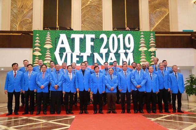 """Khai mạc Diễn dàn Du lịch ASEAN (ATF 2019): """"ASEAN - Sức mạnh của sự thống nhất"""" - Ảnh 3."""
