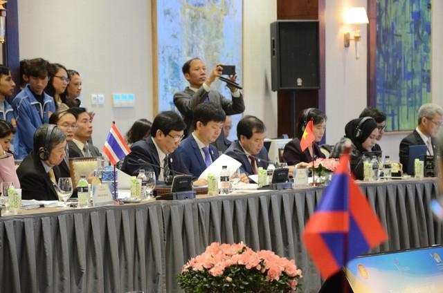 Khai mạc Hội nghị Bộ trưởng Du lịch ASEAN lần thứ 22 - Ảnh 3.
