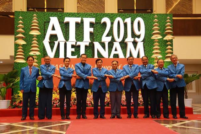 """Khai mạc Diễn dàn Du lịch ASEAN (ATF 2019): """"ASEAN - Sức mạnh của sự thống nhất"""" - Ảnh 4."""
