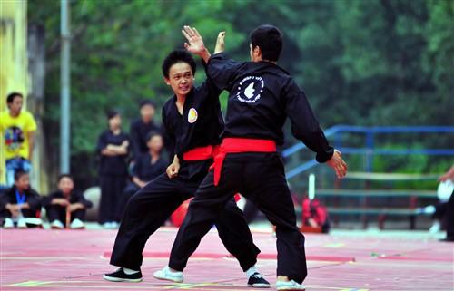 Tổ chức Lớp tập huấn Võ cổ truyền toàn quốc tại Lâm Đồng - Ảnh 1.