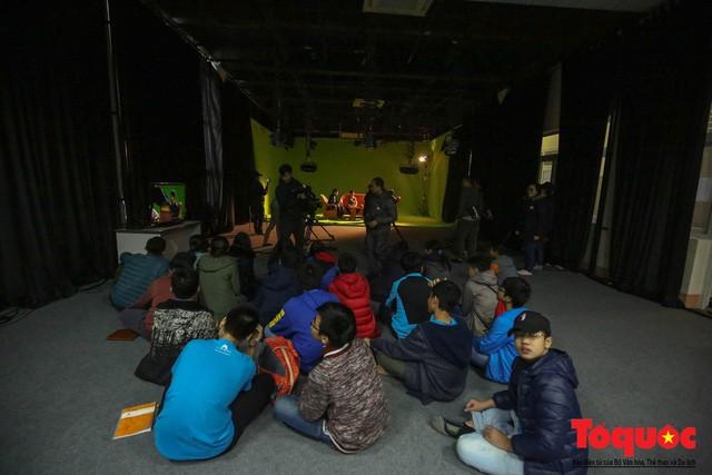 Triển khai Chương trình Campus Tour của Trường Đại học Sân khấu Điện ảnh Hà Nội  - Ảnh 1.