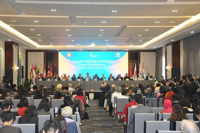 Hội nghị Bộ trưởng ASEAN đưa ra 7 phương án hành động hướng đến những thành tựu mới trong du lịch năm 2019 - Ảnh 1.