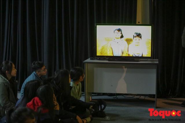 Triển khai Chương trình Campus Tour của Trường Đại học Sân khấu Điện ảnh Hà Nội  - Ảnh 10.