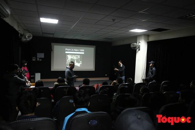 Triển khai Chương trình Campus Tour của Trường Đại học Sân khấu Điện ảnh Hà Nội  - Ảnh 12.