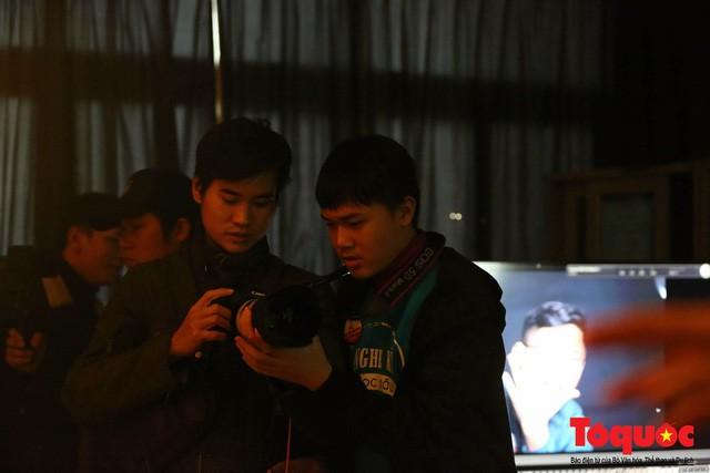 Triển khai Chương trình Campus Tour của Trường Đại học Sân khấu Điện ảnh Hà Nội  - Ảnh 14.