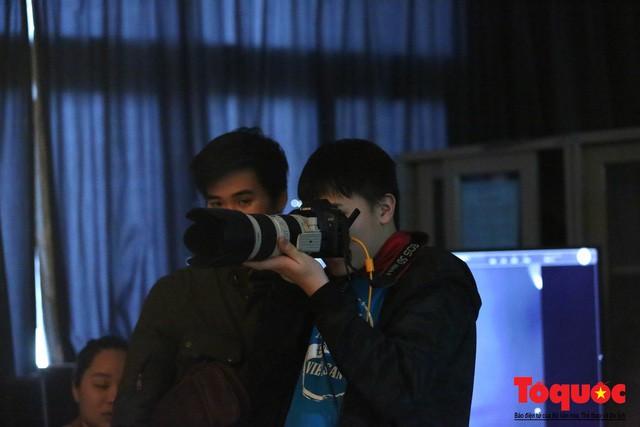 Triển khai Chương trình Campus Tour của Trường Đại học Sân khấu Điện ảnh Hà Nội  - Ảnh 15.