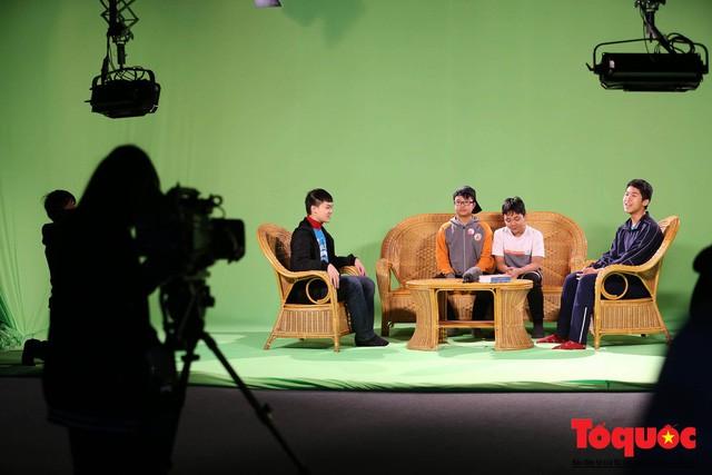 Triển khai Chương trình Campus Tour của Trường Đại học Sân khấu Điện ảnh Hà Nội  - Ảnh 16.