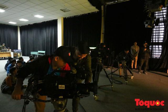 Triển khai Chương trình Campus Tour của Trường Đại học Sân khấu Điện ảnh Hà Nội  - Ảnh 2.