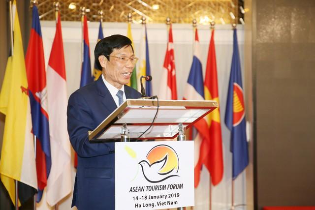Hội nghị Bộ trưởng ASEAN đưa ra 7 phương án hành động hướng đến những thành tựu mới trong du lịch năm 2019 - Ảnh 2.