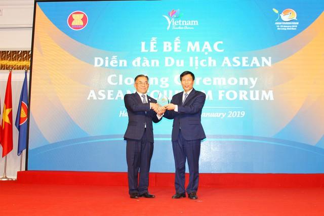 Hội nghị Bộ trưởng ASEAN đưa ra 7 phương án hành động hướng đến những thành tựu mới trong du lịch năm 2019 - Ảnh 3.