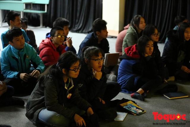 Triển khai Chương trình Campus Tour của Trường Đại học Sân khấu Điện ảnh Hà Nội  - Ảnh 5.
