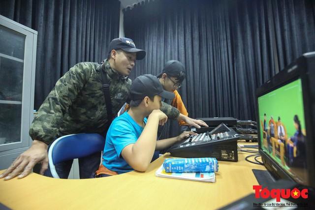 Triển khai Chương trình Campus Tour của Trường Đại học Sân khấu Điện ảnh Hà Nội  - Ảnh 6.