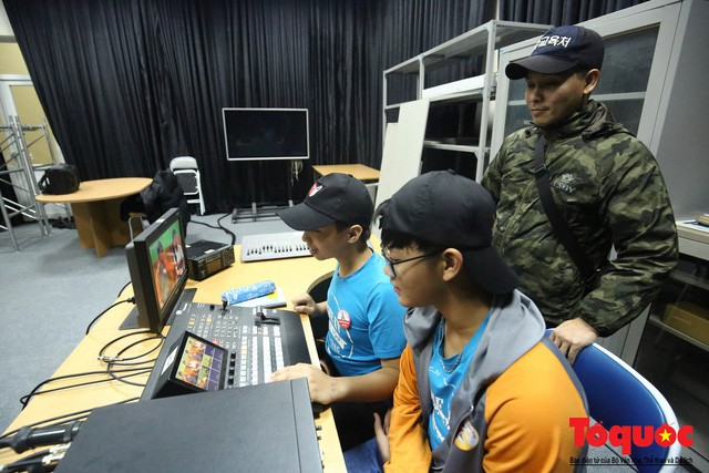 Triển khai Chương trình Campus Tour của Trường Đại học Sân khấu Điện ảnh Hà Nội  - Ảnh 7.