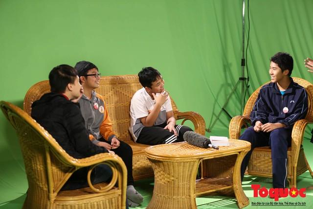 Triển khai Chương trình Campus Tour của Trường Đại học Sân khấu Điện ảnh Hà Nội  - Ảnh 8.
