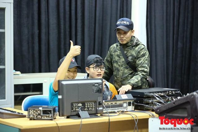 Triển khai Chương trình Campus Tour của Trường Đại học Sân khấu Điện ảnh Hà Nội  - Ảnh 9.
