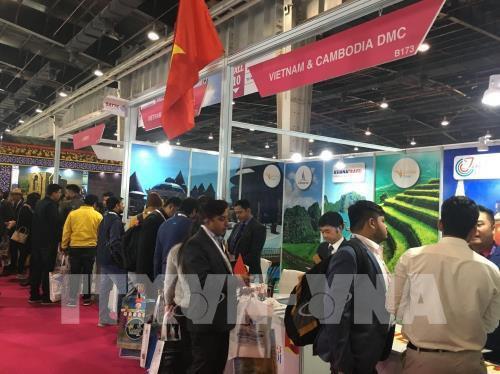 Việt Nam tích cực quảng bá hình tại hội chợ du lịch lớn nhất Nam Á - Ảnh 1.