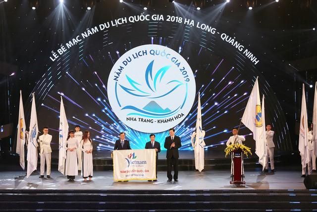 Lễ bế mạc Năm Du lịch Quốc gia 2018 – Hạ Long, Quảng Ninh, Gala chào mừng thành công Diễn đàn ATF 2019 - Ảnh 3.