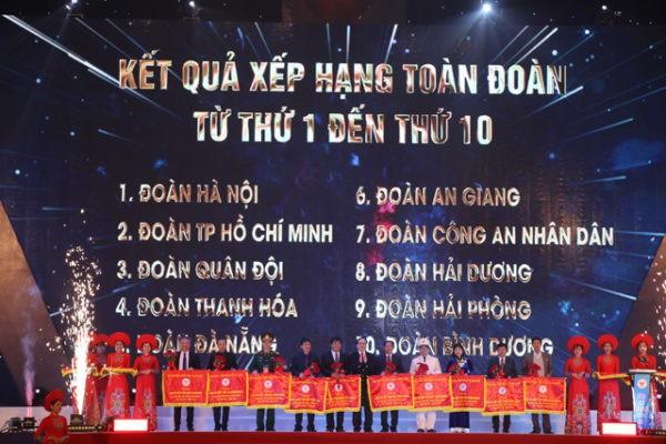 Những sự kiện thể thao Hà Nội nổi bật năm 2018 - Ảnh 1.
