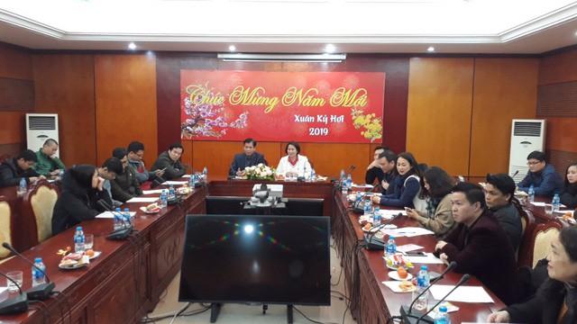 Bóng đá là một trong những mục tiêu quan trọng của Thể thao Việt Nam trong năm 2019 - Ảnh 1.